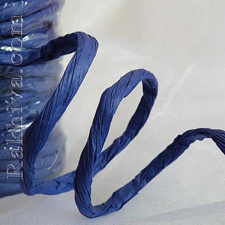 Paper rope  Twist, dark blue, 25m (11/25/6355)