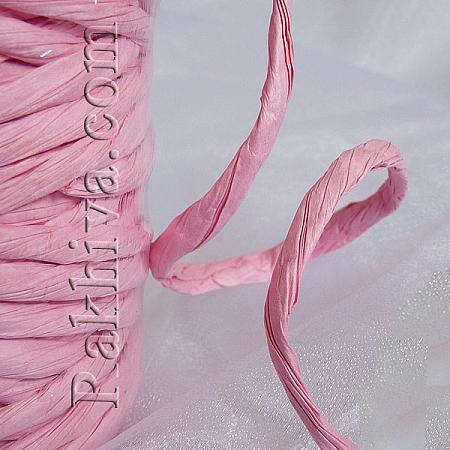 Paper rope  Twist, pink, 25m (11/25/6340)