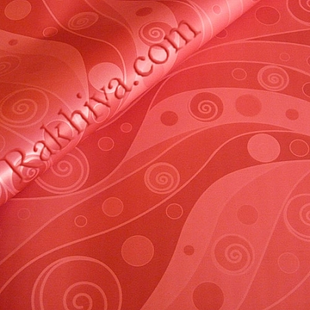 OPP wrapping paper (Double), red (70/100/121180)