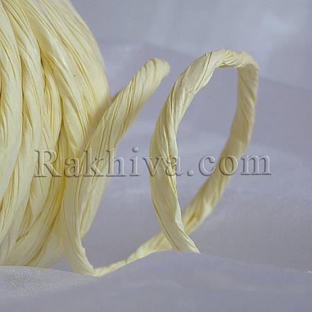 Paper rope  Twist , ecru, 25m (11/25/6312)