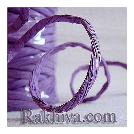 Paper rope  Twist, purple, 25m (11/25/6390)
