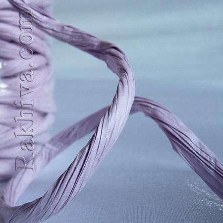 Paper rope  Twist, lilac, 25m (11/25/6393)