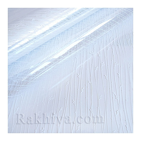 OPP wrapping paper, white (50/50/101310)
