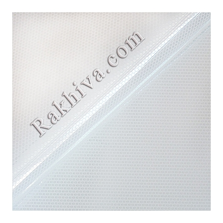 Gift wrapping cellophane, white  (50/50/51310)