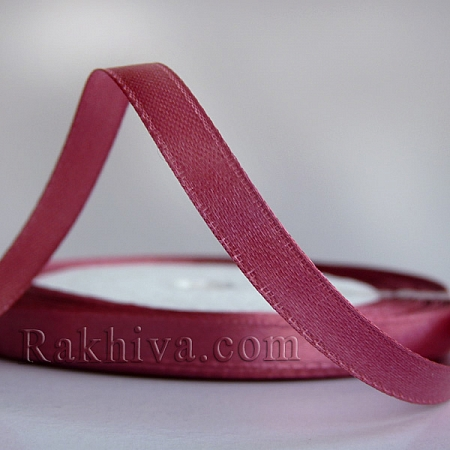 Satin ribbons - light plum, 3 mm/ 20 m 192/(3/20/2399-1)