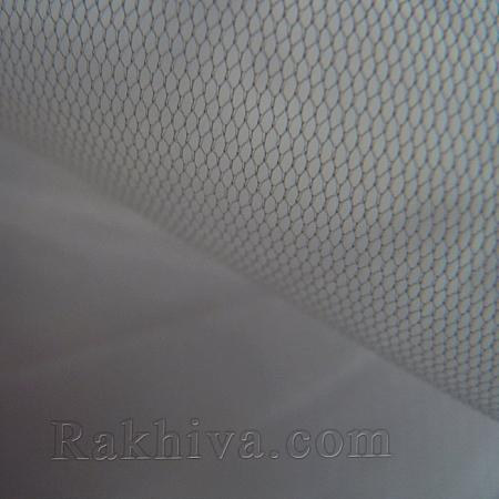 Italian tulle gray, gray 1m (3 m2) 86/21