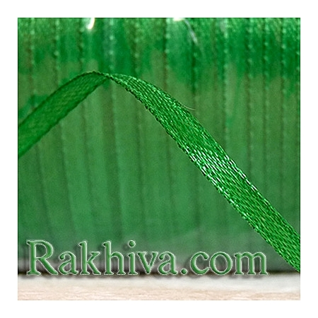 Satin ribbons - grassy green, 3 mm/ 20 m 149/(3/20/2365)