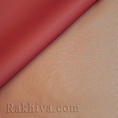 OPP wrapping paper (bicoloured), red/ gold (70/100/51180-200)