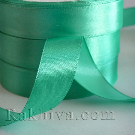 Satin ribbons - light green, 6 mm/ 25 Y 152/(6/25/2360-1)