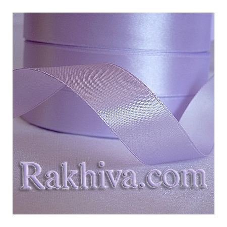 Satin ribbons - lilac, 3 mm/ 20 m 172/(3/20/2393)