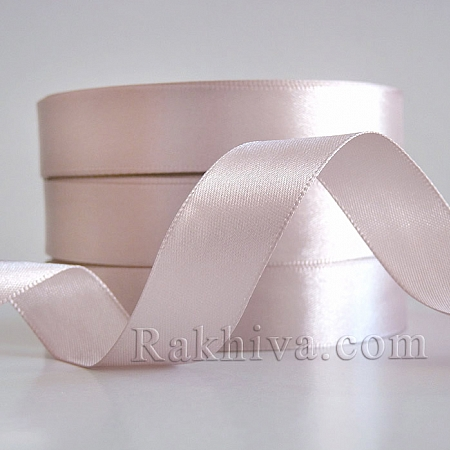 Satin ribbons, 1 roll 6 mm/ 25 Y189/(6/25/2344-3)