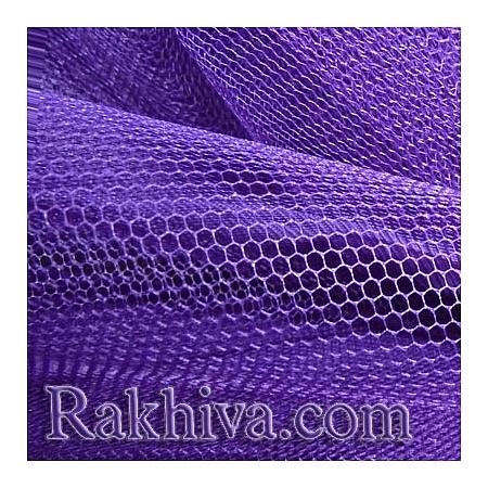 Tulle wedding - dark purple, dark purple (84/95) (1 m)