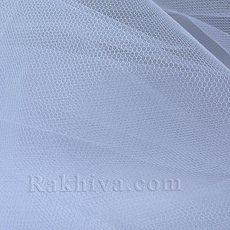 Tulle wedding, white (84/10) (1 m)
