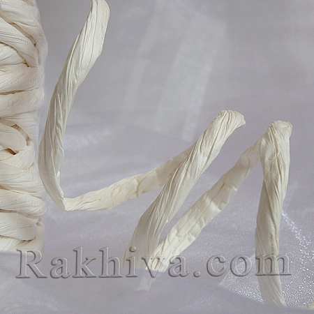 Paper rope  Twist, white, 25m(11/25/6310)