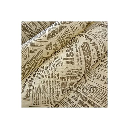 Non Woven paper, ecru (18m) (60/18/24012)