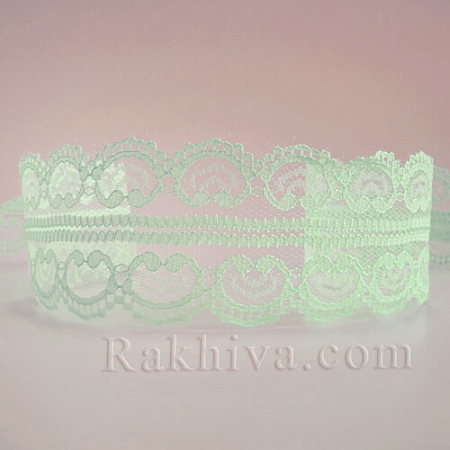 Lace Viennese, mint (45/10/5002-2/60-2)