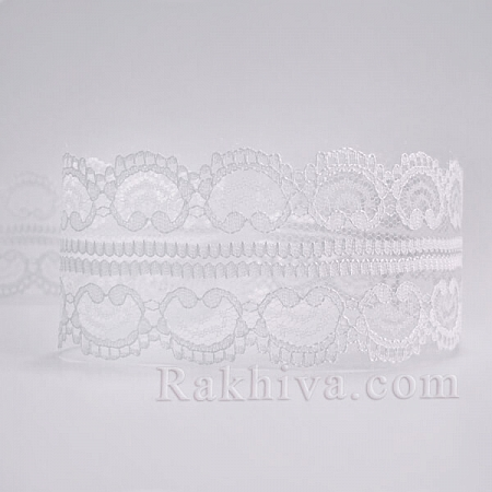 Lace Viennese, white (45/10/5002-2/10)