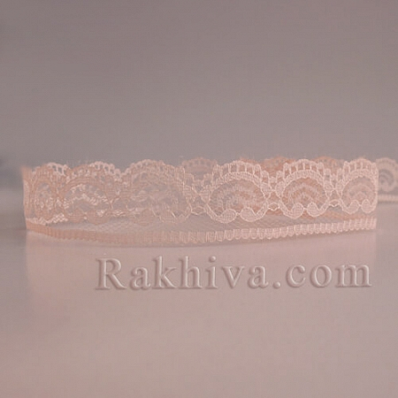 Lace Viennese, peach (20/10/5002-1/48)