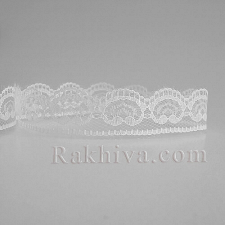Lace Viennese, white (20/10/5002-1/10)
