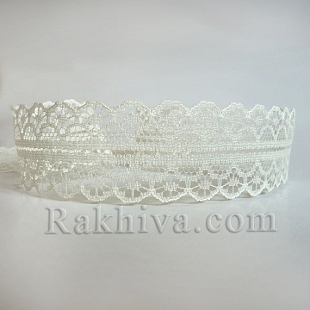 Lace Rome, 30mm/9m, ecru (30/10/1658-2/13)