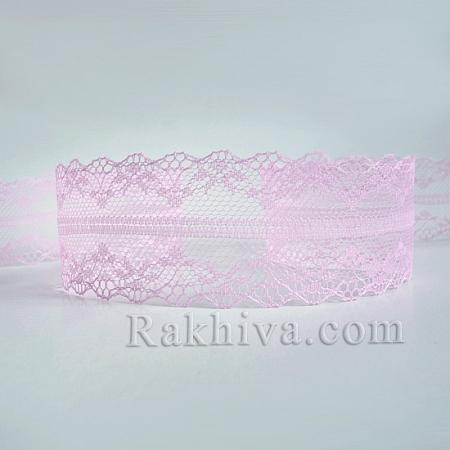 Lace Venice, 40mm/9m, pink (40/10/325-2/42)