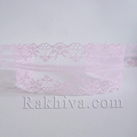 Lace Venice, 40mm/9m, lt.pink (40/10/325-2/41)