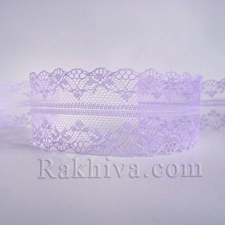 Lace Venice, 40mm/9m, purple (40/10/325-2/90)