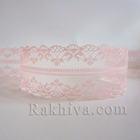 Lace Venice, 40mm/9m, peach (40/10/325-2/48)