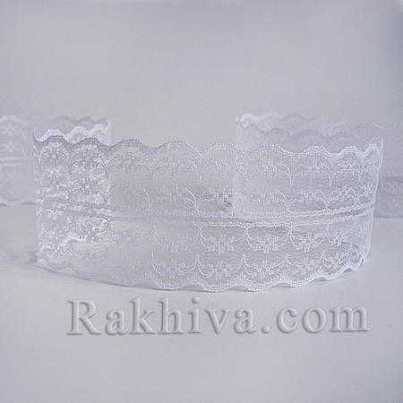 Lace Romance, 50mm/9m white (50/10/133-2/10)