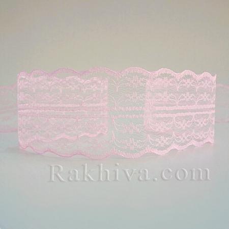 Lace Romance, 50mm/9m, pink (50/10/133-2/40)