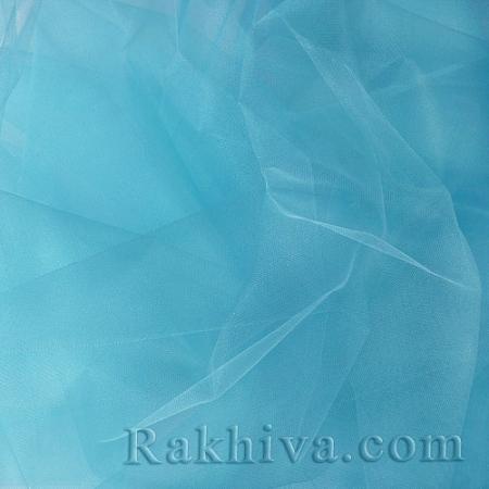 Crystal tulle lt. blue, lt. blue 1m (3 m2) 85/53
