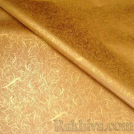 OPP wrapping paper (Double), gold (70/100/311200)