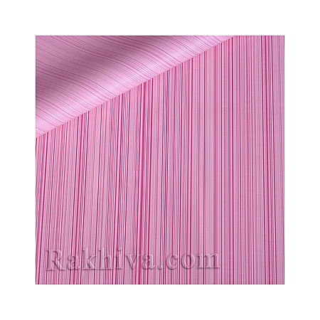 OPP wrapping paper (Double) Elegance, pink (70/100/202040)