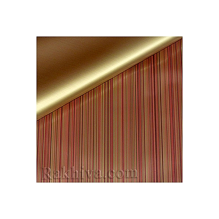 OPP wrapping paper (Double) Elegance, burgundy/ gold (70/100/202086-200)