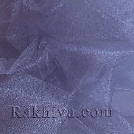 Crystal tulle lt. purple, lt. purple 1m (3 m2) 85/94