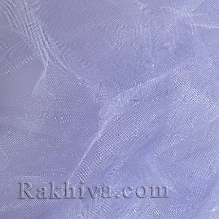 Crystal tulle lilac, lilac 1m  (3 m2) 85/91