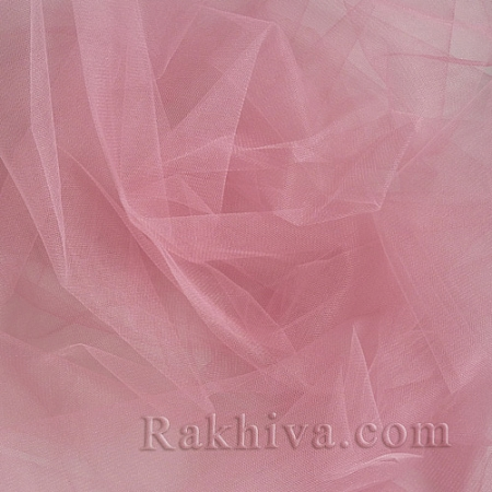 Crystal tulle pink, pink 1m (3 m2) 85/41