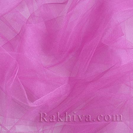 Crystal tulle hot pink, dark hot pink 1m (3 m2) 85/46