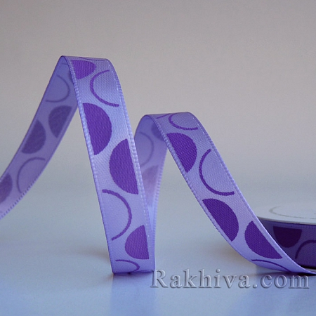 Double satin, 9mm/10m, lilac (9/10/A12/430/463)