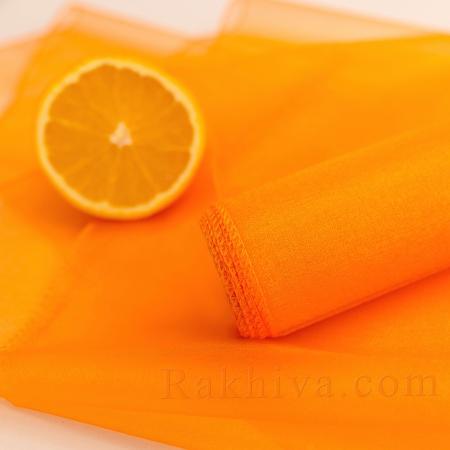 Organza rolls Orange, 36сm/ 10 y, orange (36/10/3675)