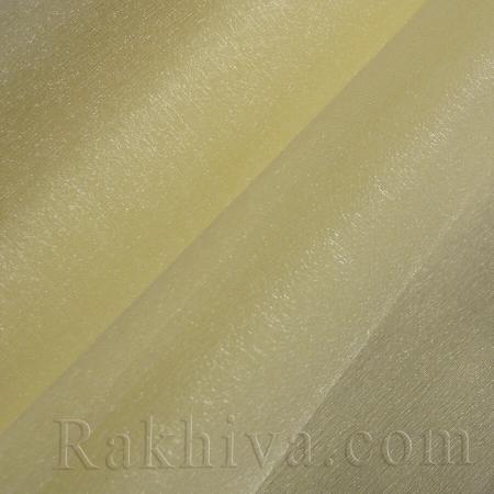 Organza rolls  Ivory, 47 сm/ 10 Y, ivory (49/10/3613)