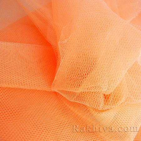 Tulle wedding - peach, peach (84/48)(1 m)