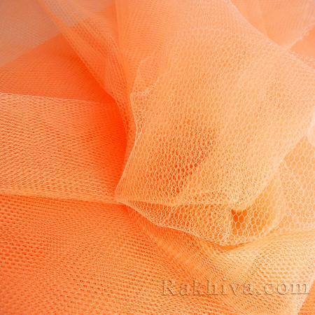 Tulle wedding - peach, peach (84/48)(1 m)