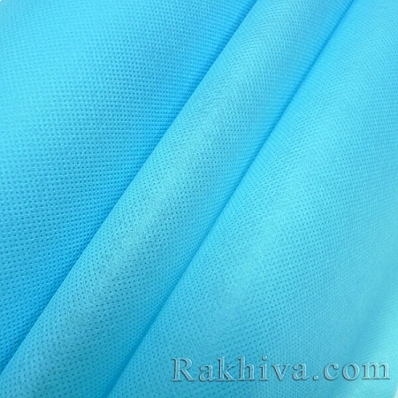 Non Woven paper, lt. blue (18 m) (60/18/34051)