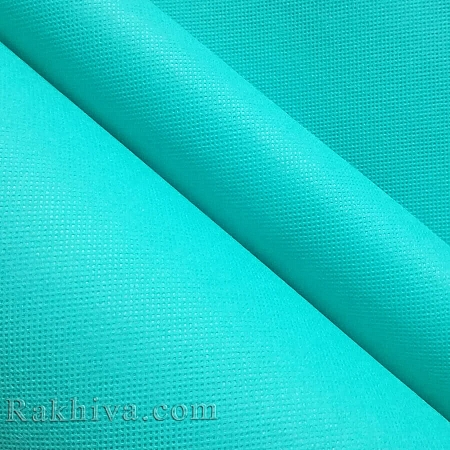 Non Woven paper, turquoise (18m) (60/18/34057)