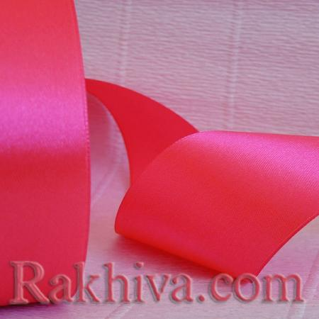Satin ribbons - pink, 10 mm/ 25 Y 10/25/2343-3