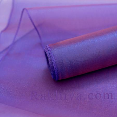 Organza rolls Dark  Purple, 36 cm/ 10 Y,  (36/10/3695)