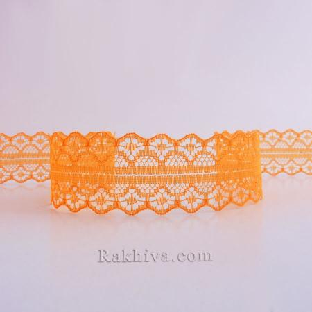 Lace Rome, 30 mm/ 9 m orange 30/10/1658-2/75