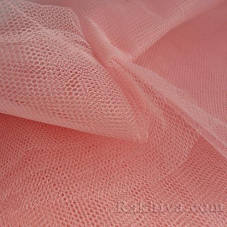 Tulle wedding - lt. pink, lt. pink (84/41) (1 m)