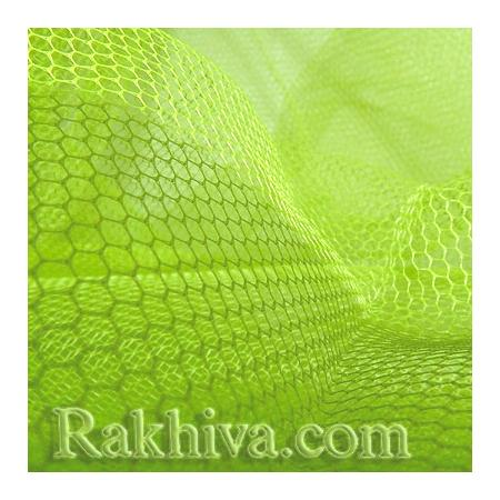 Tulle wedding - lime, lime (84/64) 1 m